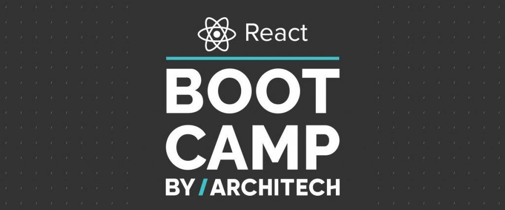 architech react.js bootcamp