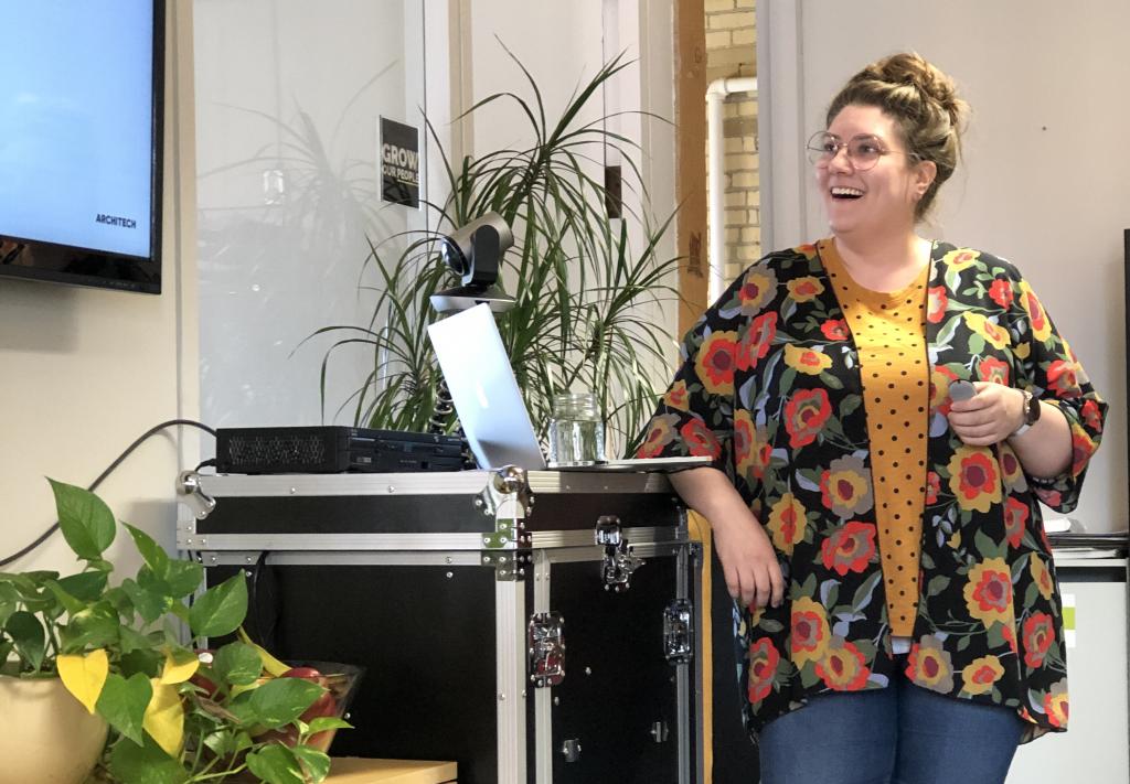 Meg Giving Presentation